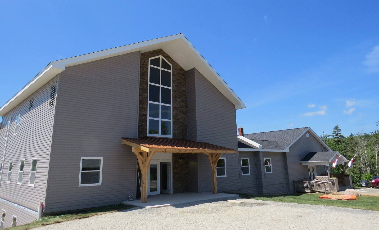 Glooscap First Nation Community Centre & Offices